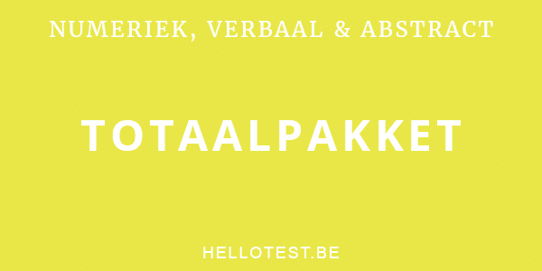 Hellotest Totaalpakket
